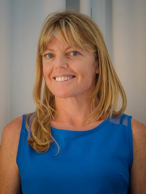 Heidi Jones, Bondi podiatrist